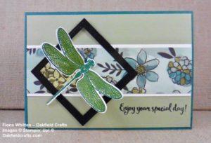 Oakfield crafts, card & a cuppa, kit